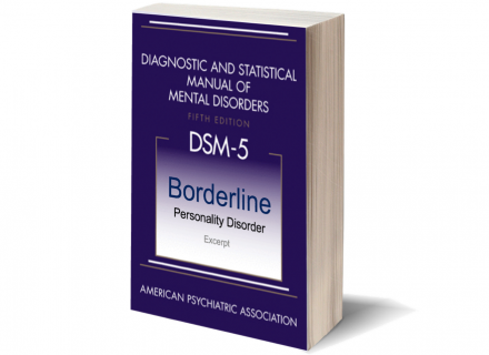DSM 5 - Borderline Personality