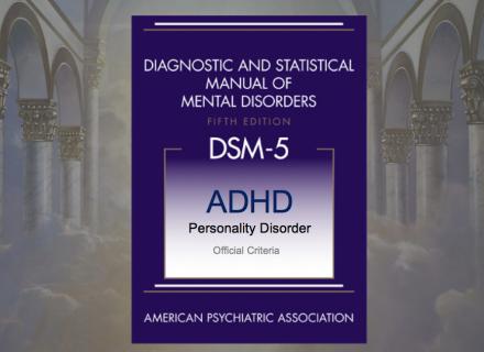 DSM 5 - Attention-deficit/hyperactivity disorder